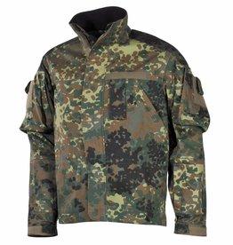 MFH Army battle jack / veldjack kort vlekken camouflage