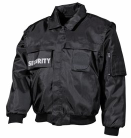 MFH Blouson 'Security' zwart