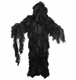 MFH Camouflage pak 'Ghillie Suit' (Jas broek en hoed) night-camo