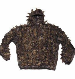 """MFH Tarnanzug, """"Leaves"""", 3-teilig, hunter-brown"""