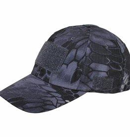 MFH High Defence Einsatz-Cap, mit Klett, Einheitsgröße, snake black