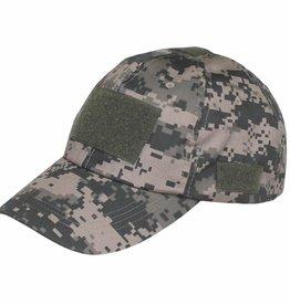 MFH High Defence Einsatz-Cap, mit Klett, Einheitsgröße, AT-digital