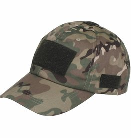 MFH High Defence Einsatz-Cap, mit Klett, Einheitsgröße, operation-camo