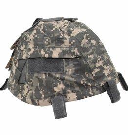MFH Helmbezug mit Taschen, größenverstellbar, AT-digital