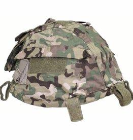 MFH Helmbezug mit Taschen, größenverst., operation-camo