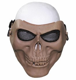 MFH Airsoftmasker 'Skull' coyote
