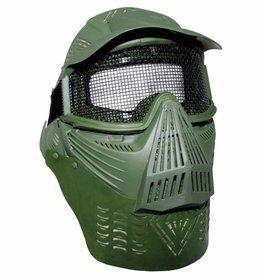 MFH Gesichtsschutzmaske, Airsoft De Lux, oliv