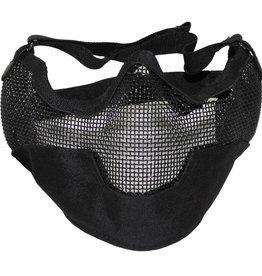 MFH Gesichtsschutzmaske, Airsoft, schwarz