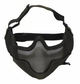 MFH Gesichtsschutzmaske, Airsoft, oliv