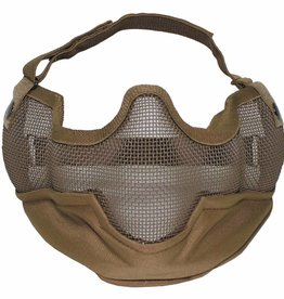 MFH Airsoftmasker Airsoft coyote camouflage