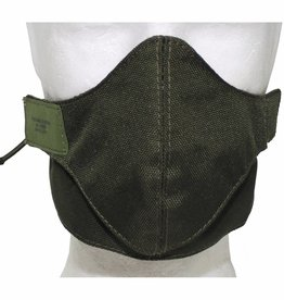 MFH Airsoftmasker legergroen 2-delig