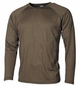 MFH High Defence US Army hemd Level I GEN III olijf/legergroen