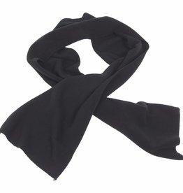 ProCompany Fleece-Schal, schwarz, 160x25 cm