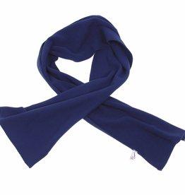 ProCompany Fleece-Schal, blau, 160x25 cm