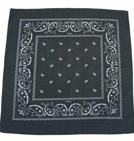 MFH Bandana olijf/legergroen-zwart Afmetingen 55 x 55 cm Baumwolle (set van 12)