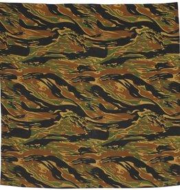 MFH Bandana tiger stripe Afmetingen 55 x 55 cm Baumwolle (set van 12)