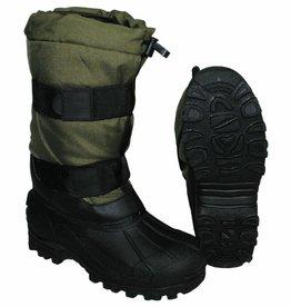 Fox Outdoor Thermo laarzen 'Fox 40 C' met rubber zolen olijf/legergroen