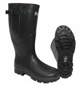 Fox Outdoor Rubber laarzen olijf/legergroen met neopreenvoering