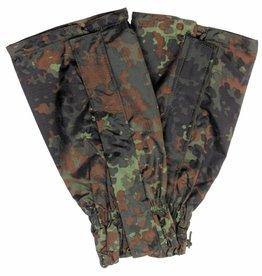 MFH Army Waterwerende gamaschen vlekken camouflage