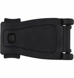 MFH Adapter-Clip, Plastik, 'MOLLE', schwarz