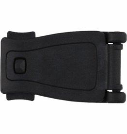 MFH Adapter-Clip Plastik 'MOLLE' zwart