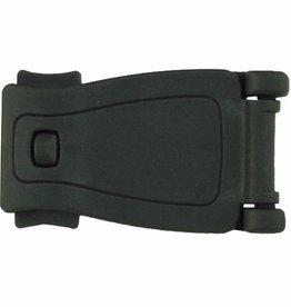 MFH Adapter-Clip Plastik 'MOLLE' olijf/legergroen