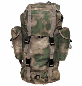 MFH Army Legerrugzak HDT-camo FG groot Mod.