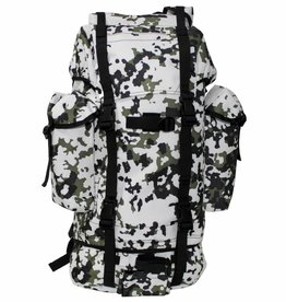 MFH Army Legerrugzak snow camo groot Mod.