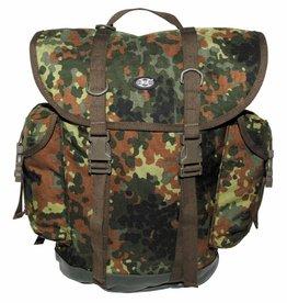 MFH Army Hiking rugzak klein vlekcamouflage Cordura