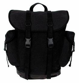 MFH Army Hiking rugzak nieuw model zwart