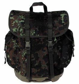 MFH Army Hiking rugzak klein vlekcamouflage nieuw model