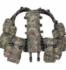 MFH Tactical Weste, mit vielen Taschen, operation-camo