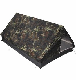 MFH Tent 'Retro' 2 personen vlekken camouflage camo