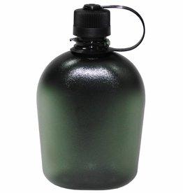 MFH US Feldflasche, GEN II, oliv/transparent, 1 Liter