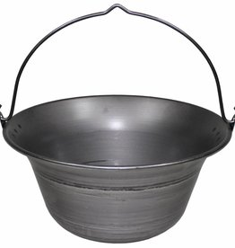 MFH Hongaarse ketel staal 10 liter