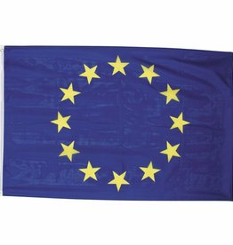 MFH Fahne, Europa, Polyester, Gr. 90 x 150 cm