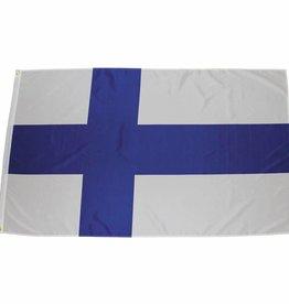 MFH Fahne, Finnland, Polyester, Gr. 90 x 150 cm