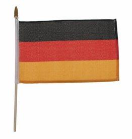 MFH Vaandeltje Duitsland Plasticstaander Afmetingen 10x15 cm (set van 12)