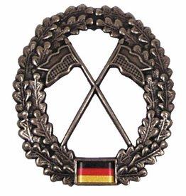 MFH BW Barettabzeichen, Heeresaufklärer, Metall