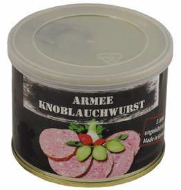 MFH Armee 'Knoblauchwurst', 190 g,