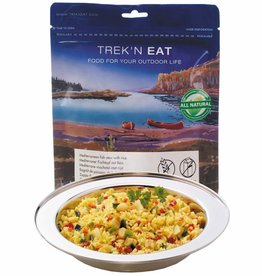 "TrekNEat Trek ' N Eat, ""Mediterraner Fischtopf mit Reis"","