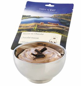 "TrekNEat Trek ' N Eat, ""Mousse au Chocolat"""