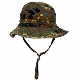 Original Army Tropenhut vlekcamouflage gebraucht