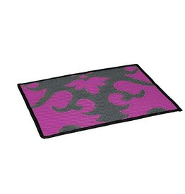 Bo-Leisure Bo-Camp - Placemat - 50x35 cm - Roze