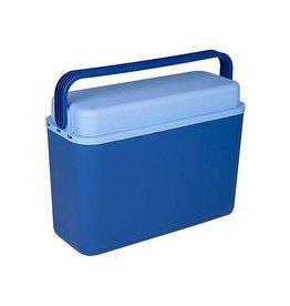 CampingMeister Auto koelbox - 12 liter - Blauw