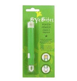ByeBites ByeBites - Teken pincet - Kunststof - 2-in-1