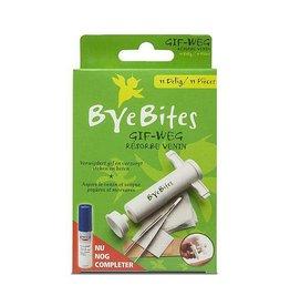 ByeBites ByeBites - Uitzuigset - Gif-weg - 12-Delig