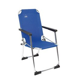 Camp Gear CA Faltstuhl Kinder 600D Alu blau