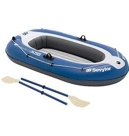 Sevylor Sevylor - PVC opblaasboot - Caravelle KK55 Kit - 1-Persoons - Blauw