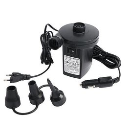 Camp Gear Camp-Gear - Electrische pomp - 12 / 230 Volt - Incl. verloopstukken